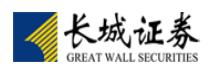 长城证券logo